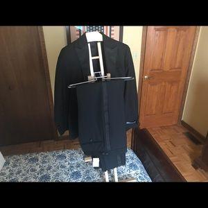 Polo Ralph Boys Tuxedo Black Suit
